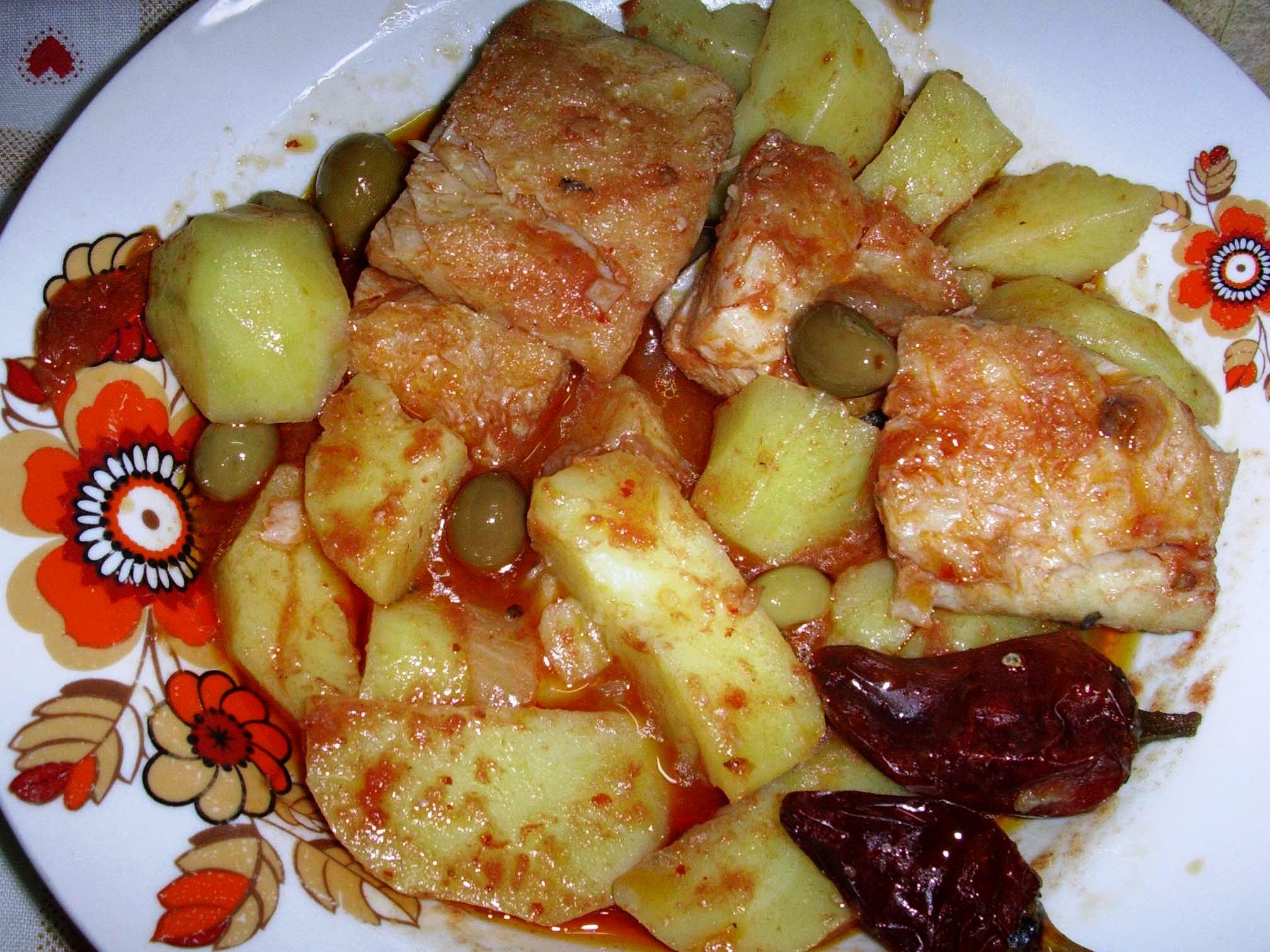 Mammola for Piatto della cucina povera
